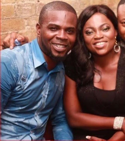 Actress Funke Akindele Set To Remarry As Singer JJC-Skillz Proposes to her.