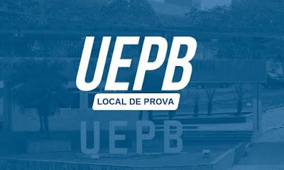Consulta aos locais de prova do concurso da UEPB é liberada