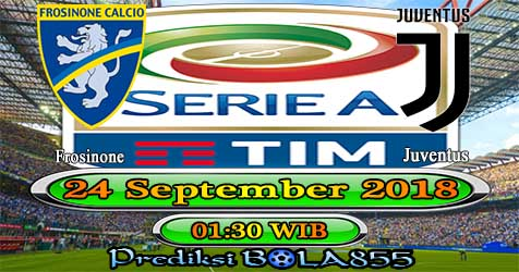 Prediksi Bola855 Frosinone vs Juventus 24 September 2018