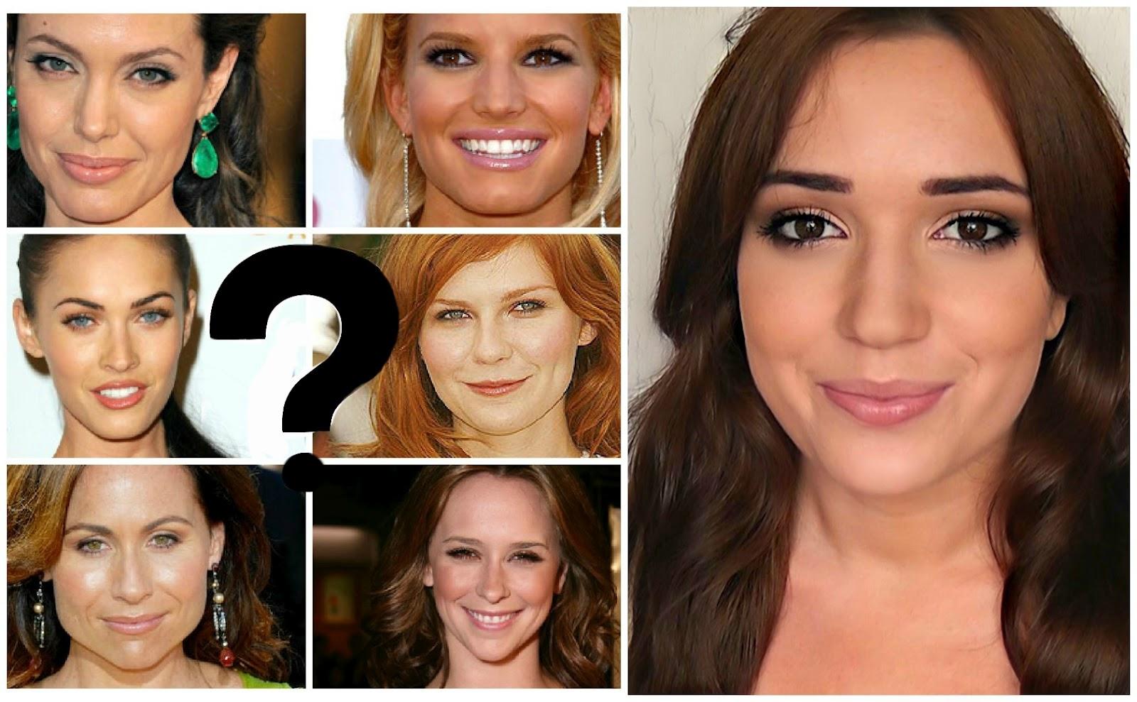 find your face shape quiz! | makeup beauty