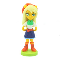 MLP Fake Equestria Girls Clay Applejack