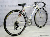 E 27 Inch Gamma Cando 12 Speed Shimano Road Bike