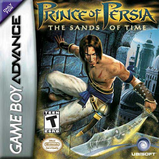 Rom de Prince of Persia: The Sands of Time - GBA - PT-BR - Download