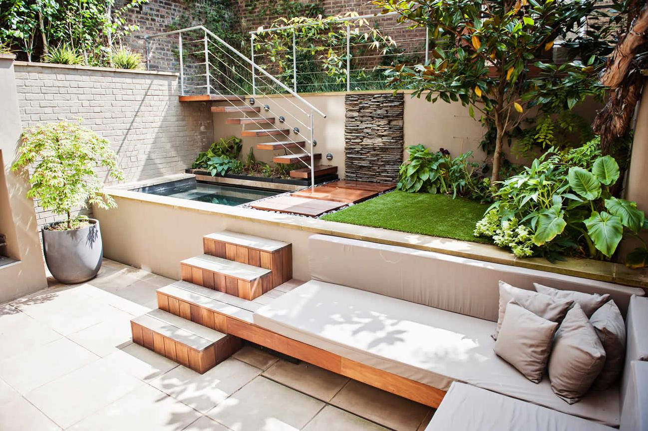 Soy Arquitectura Diseño De Terrazas Modernas