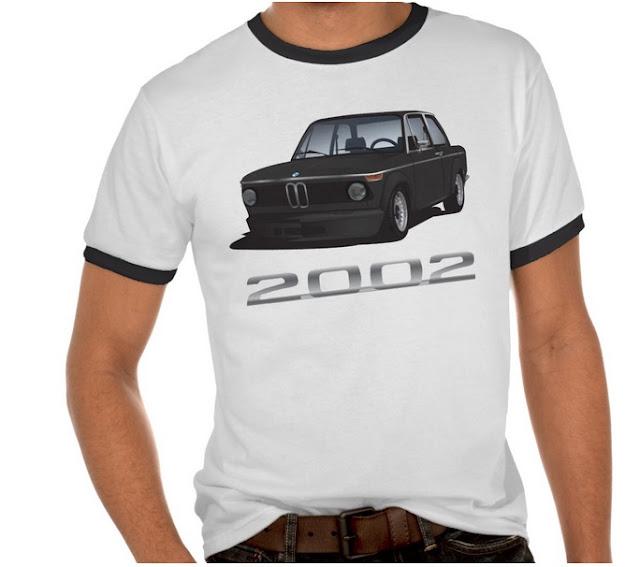 BMW 2002 turbo (e20) paita