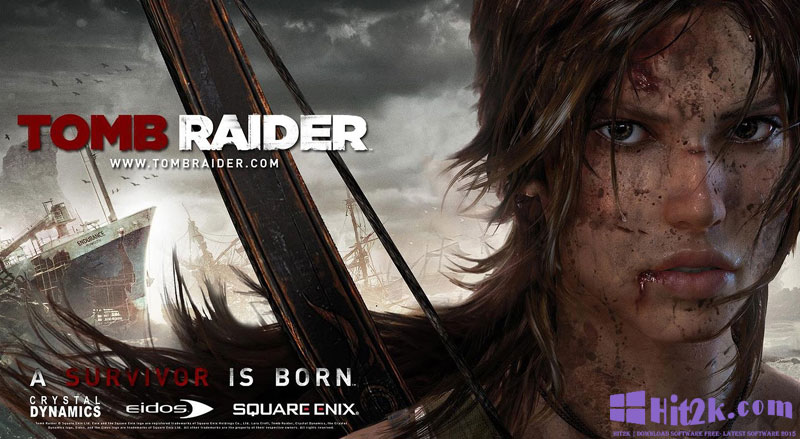 Tomb Raider Game of the Year Fully Repack