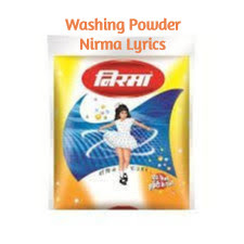 Washing Powder Nirma lyrics | LyricsBowl