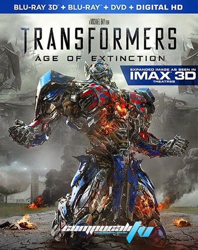 Transformers 4 3D SBS Latino