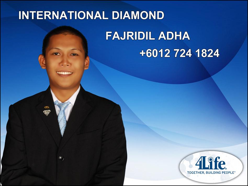 foto Fajridil Adha - 4Life Group