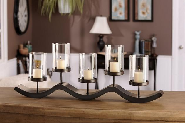 Simplicity Is The Keynote Of All True Elegance Candle Stands