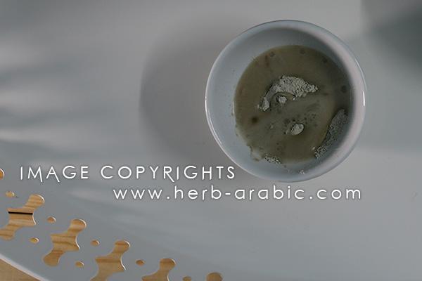 طريقة خلط ماسك الطين الهندي