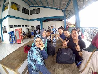 trip murah di Kepulauan Seribu