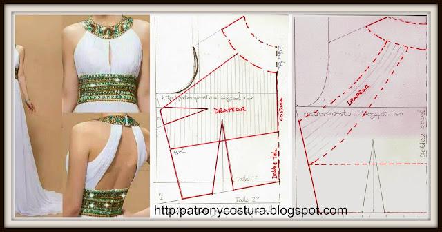 http://www.patronycostura.com/2014/08/tema-53-vestido-cuerpo-drapeado.html?spref=fb