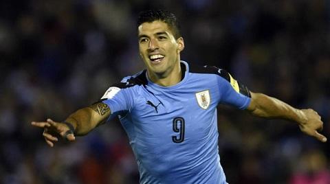 Nếu không lĩnh án treo giò, Luis Suarez sẽ vẫn tiếp tục đảm nhiệm tốt vị trí trung phong của mình.