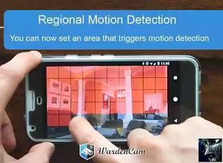 WardenCam Aplikasi CCTV Terbaik