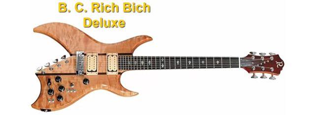 B.C. Rich Bich Deluxe