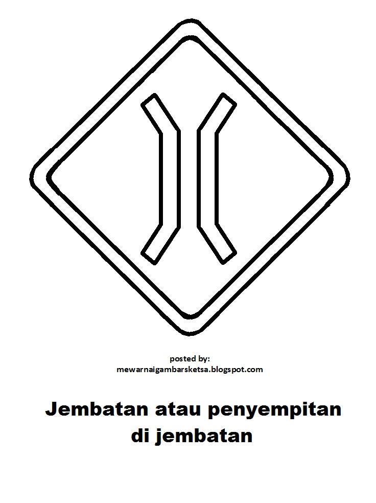 Image Result For Sketsa Gambar Jembatan