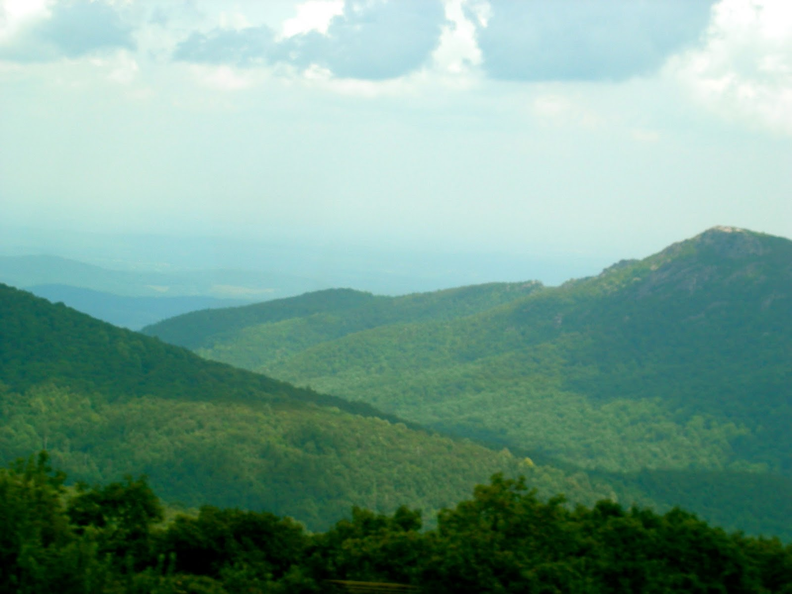 Blue Ride Mountains, NC