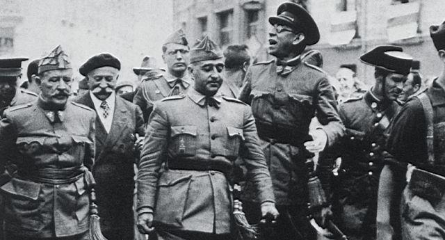 Compromís propone ilegalizar la Fundación Francisco Franco