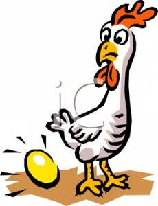 Southern Comfort: FRIDAY FUNNY - ED THE CHICKEN