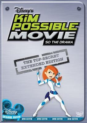 Kim Possible: So the Drama Poster