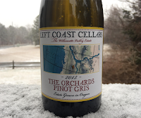 Left Coast Cellars The Orchards Pinot Gris 2015