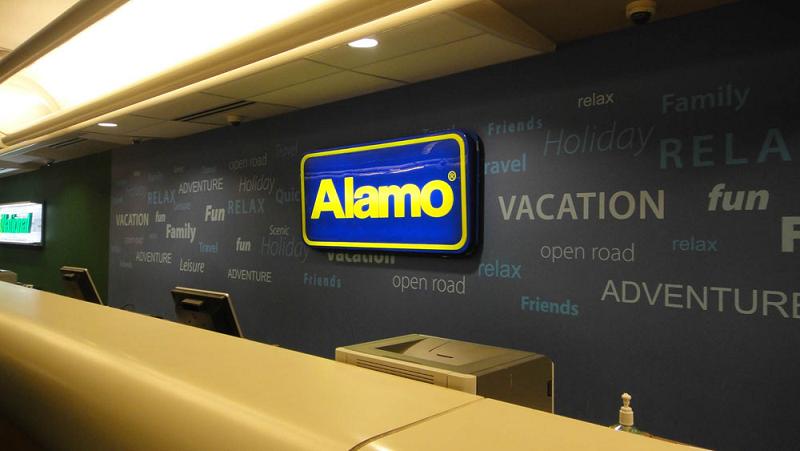 Alamo Car Hire Florida Orlando Airport
