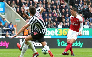 Newcastle United vs Arsenal 1-2 Video Gol & Highlights