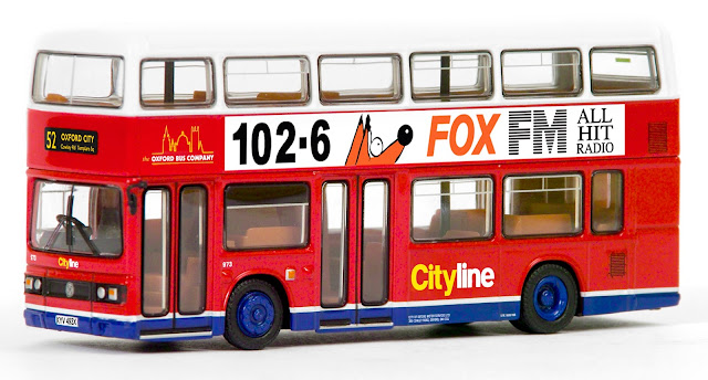 Exclusive First Editions - 28829 - Leyland Titan - Oxford Bus Company Cityline