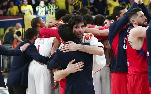 Στον τελικό του Final 4 ο Ολυμπιακός!