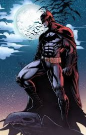 Gambar Batman 3D