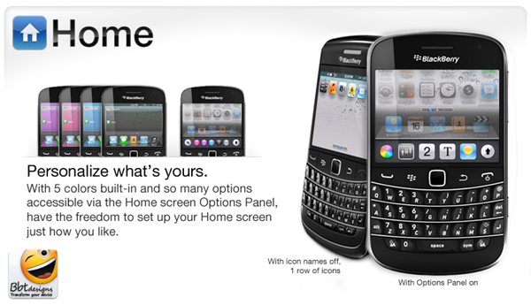 Blackberry Addict: iLike Themes for Blackberry 96xx/97xx
