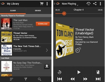 Audio Books LibriVox App