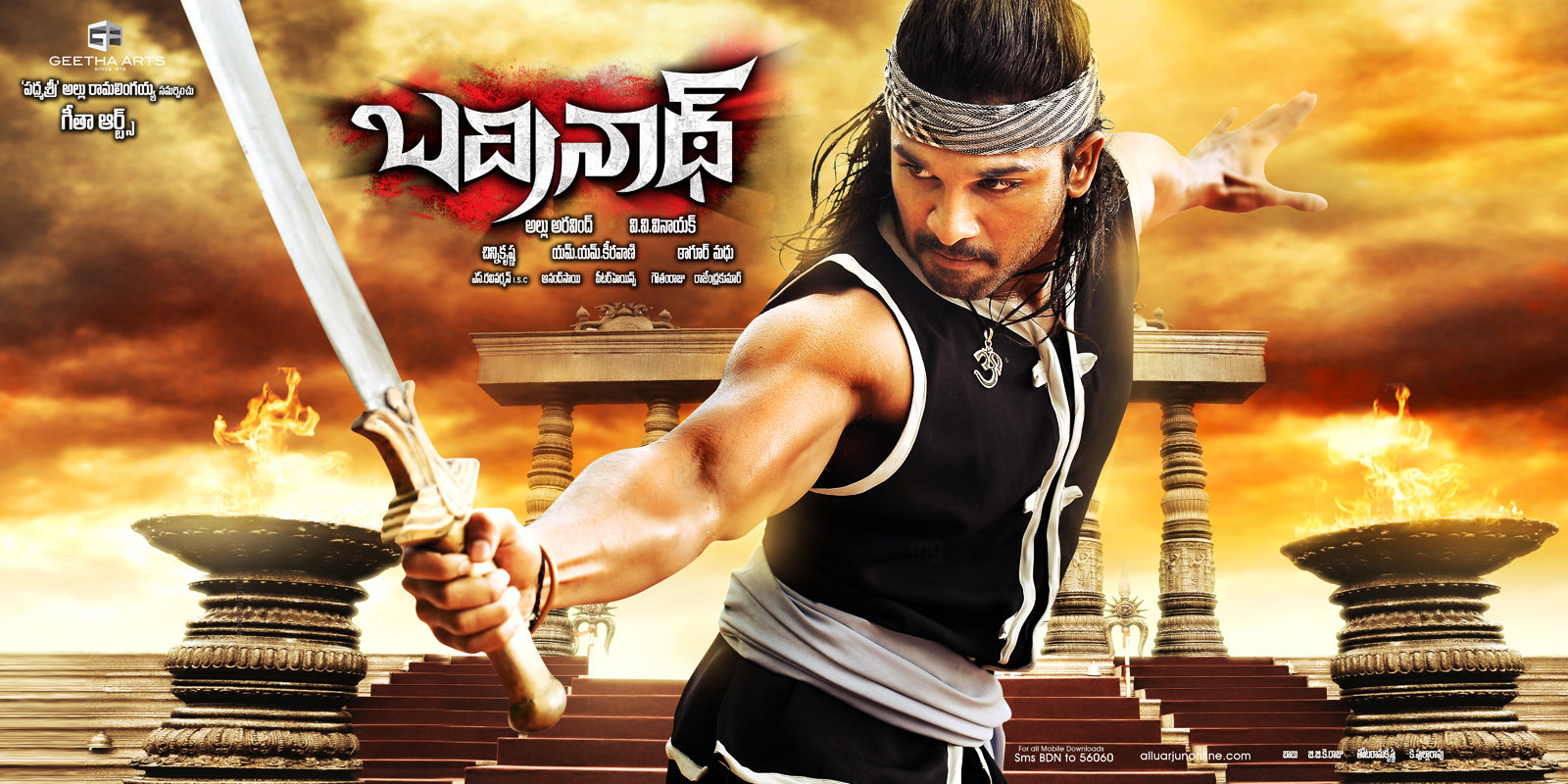 Photo And Wallpapers Free Download Badrinath Movie -9431