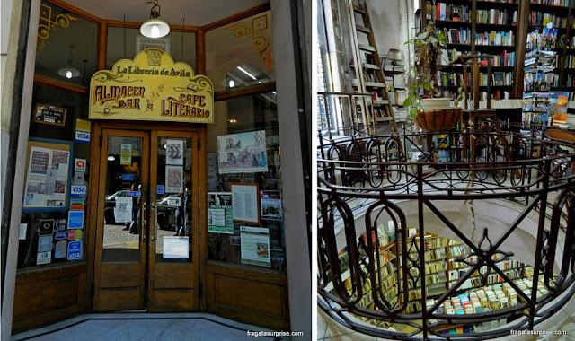 Livraria de Ávila, Buenos Aires