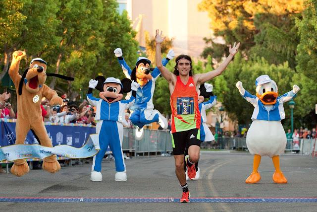 Corrida Disney Family Run em Orlando
