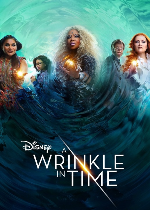 A Wrinkle in Time [2018] [DVDR] [NTSC] [Latino