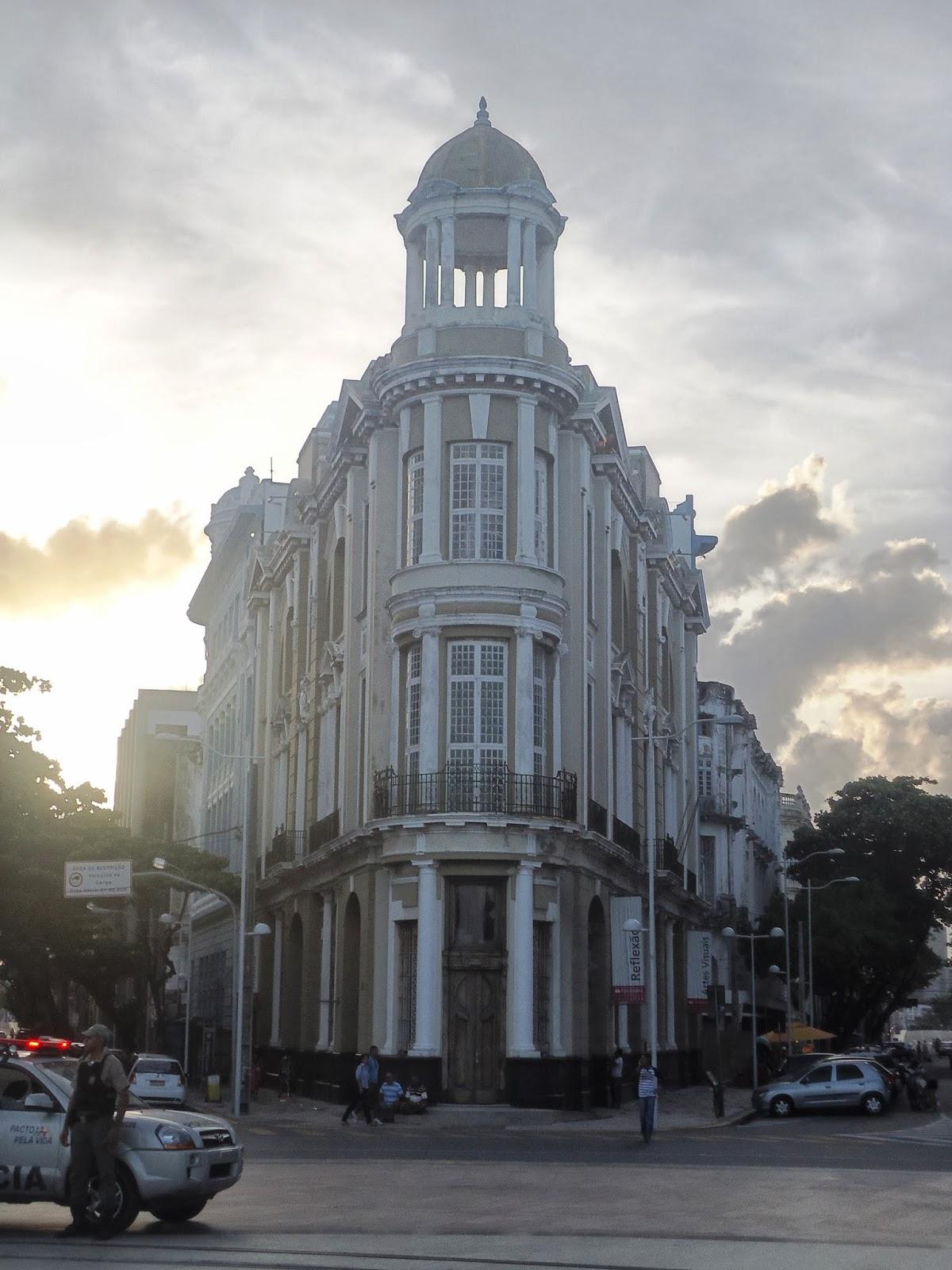 RECIFE; Marco Zero; Caixa Econômica Cultural