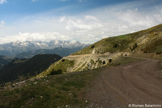 Mountains Tripology Adventures Off-Road Trip Central Greece