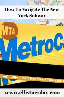 how to navigate new york subway