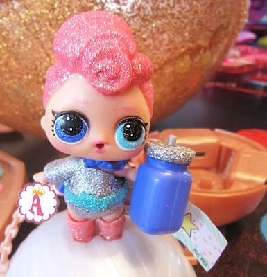 Редкая кукла LOL Surprise Стардаст Королева (звездная пыль)