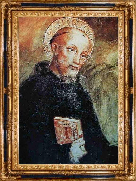 São Mayeul, abade de Cluny.