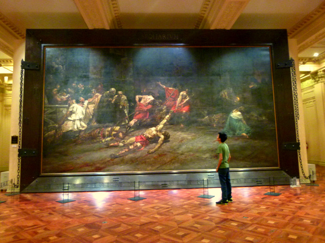 THE NATIONAL MUSEUM OF THE PHILIPPINES | NATIONAL ART GALLERY