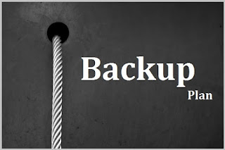Backup Plan WP Security