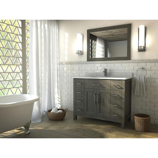 Bathroom Styles: Buying a Rustic Bathroom Vanity Online