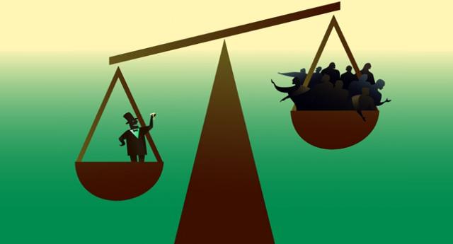 Desigualdad, peligrosa amenaza creciente
