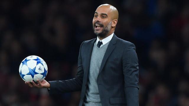 Striker Utama Manchester City Ini Tidak Akan DIlepas Guardiola ke Real Madrid