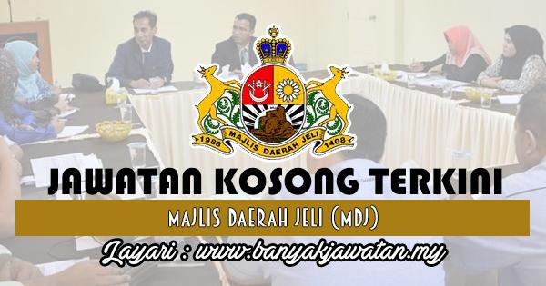 Jawatan Kosong 2017 di Majlis Daerah Jeli (MDJ) www.banyakjawatan.my