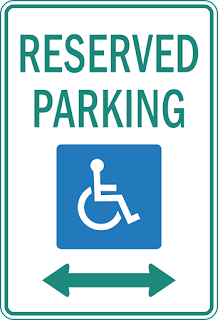 Why is handicapped parking so hard to figure out?