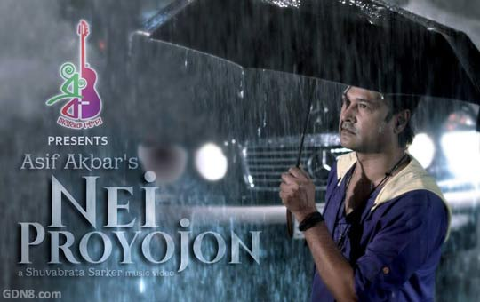Nei Proyojon by Asif Akbar